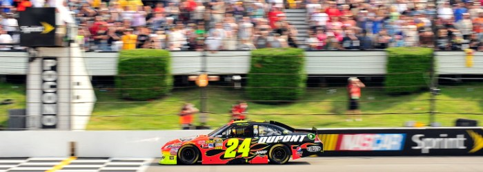 2011 June Jeff Gordon Wins